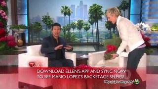 Mario Lopez Interview Feb 13 2015