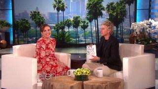 Lena Dunham Interview Mar 09 2015