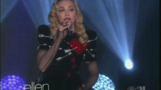 Madonna Performance Mar 18 2015