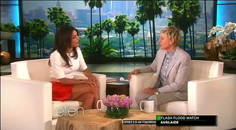 Bethenny Frankel Interview Part 1 Apr 09 2015