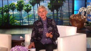 Ellen Monologue & Dance Apr 28 2015