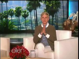 Ellen's Selfish Stick Apr 27 2015