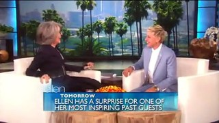 Diane Keaton Interview Part 1 May 06 2015