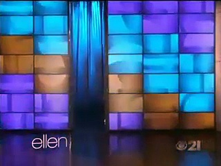 Ellen Monologue & Dance May 21 2015