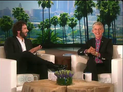 Josh Groban Interview May 26 2015