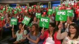 Ellen Monologue & Dance June 03 2015