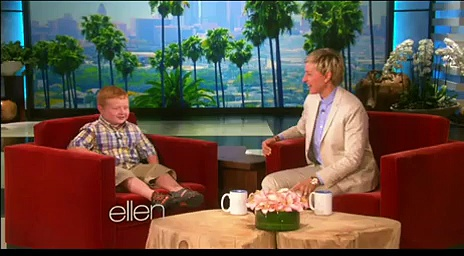Kids Ellen Loves : Noah Ritter June 08 2015