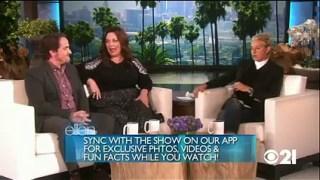 Melissa McCarthy & Ben Falcones Interview Sept 23 2015