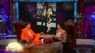 Full Show Ellen Halloween October 30 2015