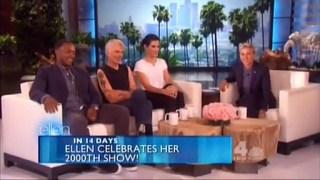 Full Show Ellen October 29 2015