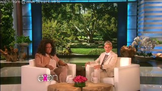 Oprah Winfrey Interview Part 1 Oct 23 2015