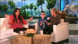 Another Big Surprise For Tayt Andersen And His Mother Nov 02 2015