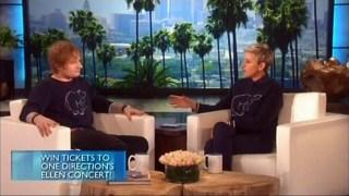 Ed Sheeran Interview Nov 10 2015