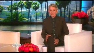 Ellen 2000th Show Monologue & Dance Nov 12 2015