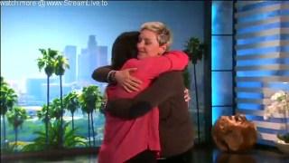 Ellen Monologue & Dance Nov 05 2015