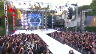 Ellen Monologue & Dance Nov 13 2015