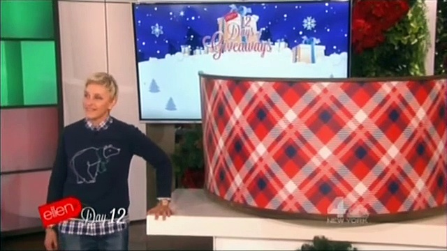 Full Show Ellen December 10 2015