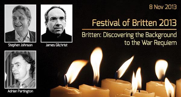 Dicovering the Background to Britten's War Requiem