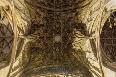 Gloucester Cathedral Crossing, Boxing Day 2014: James Birtwistle