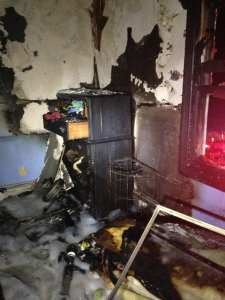 Gloucester Fire Department Quells House Fire