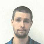GEORGE A. DOHERTY, AGE 26, OF COLUMBIA STREET IN GLOUCESTER. (Gloucester Police Department booking photo)