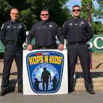 Gloucester Police Officers Adopt Students From Class of 2030 as Part of Kops N Kids Program
