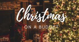 christmas on a budget, make christmas cheaper, christmas money saving ideas