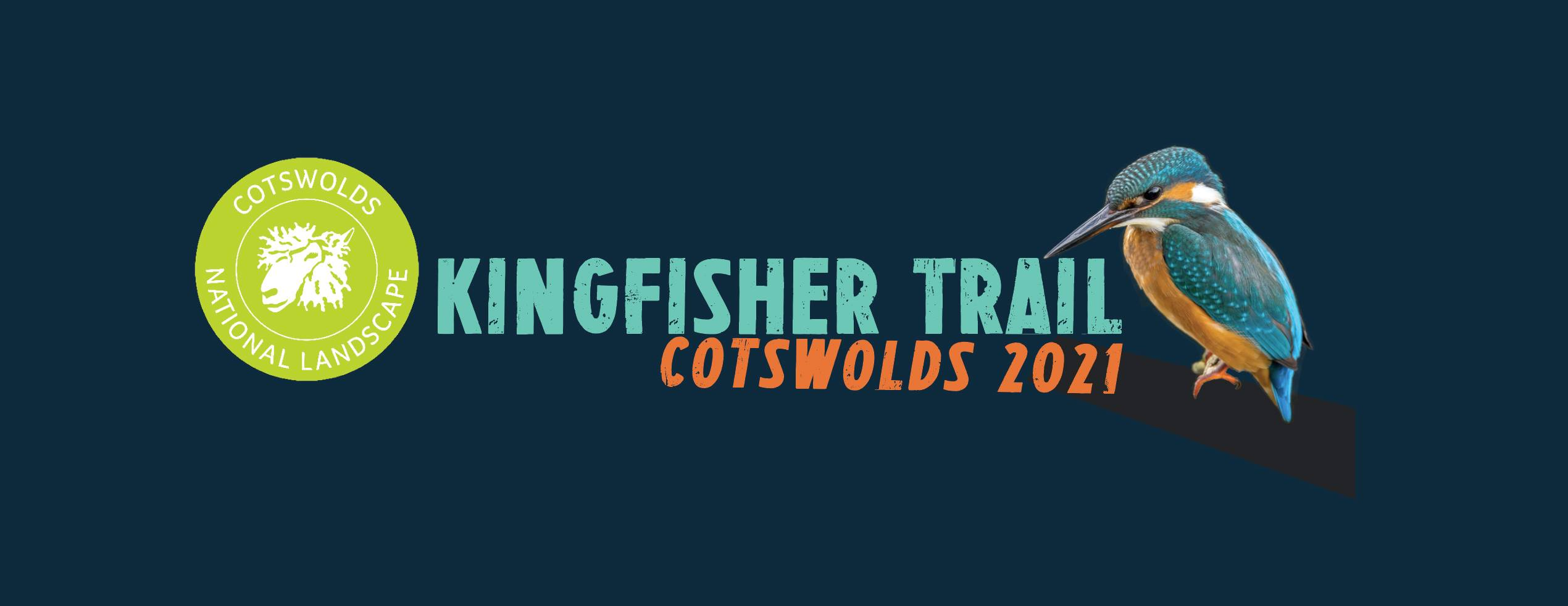 kingfisher trail gloucestershire, kingfisher trail cotswold, 2021 events cotswolds