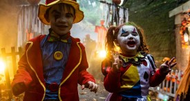 warwick castle half term, october half term warwickshiire, halloween events warwickshire