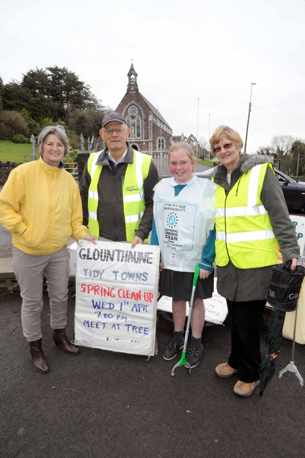 Glounthaune National Spring Clean Launch