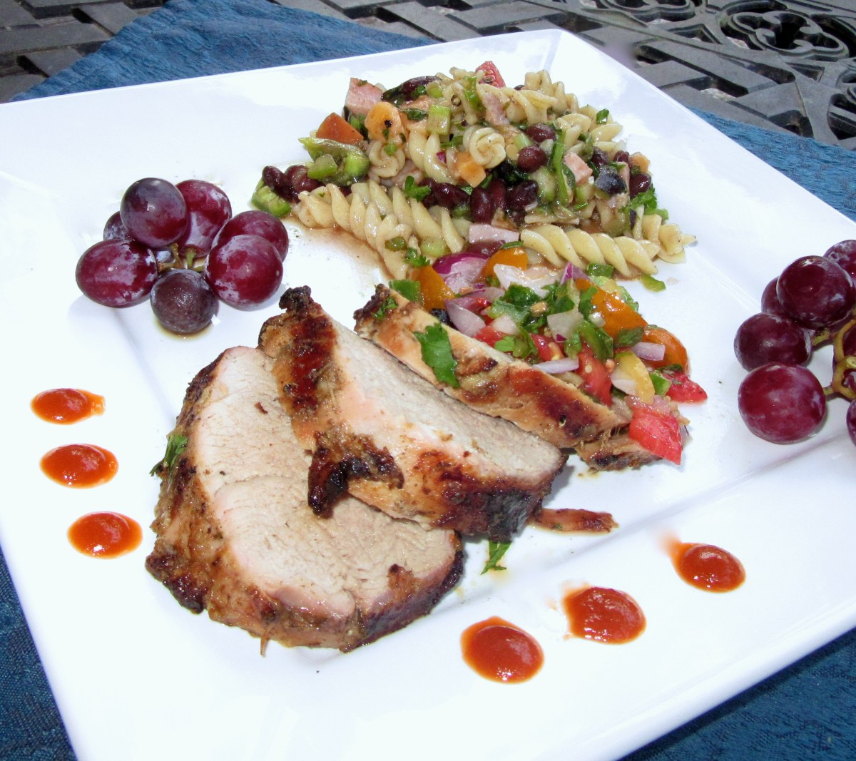 Summer Pork Tenderloin