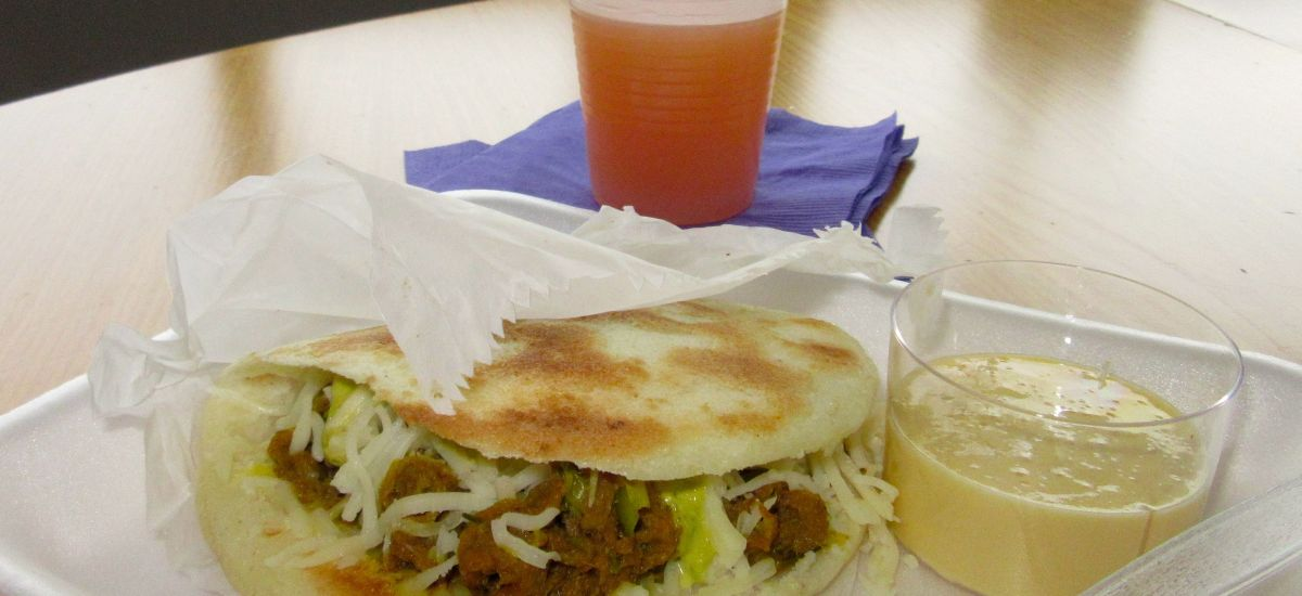Breakfast Club Bounty: Arepas