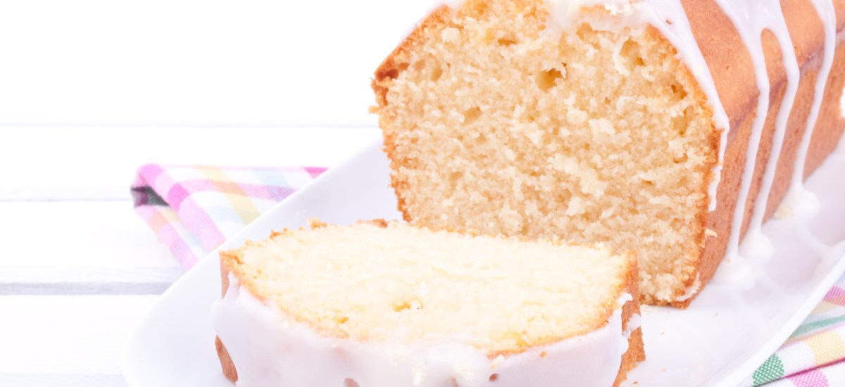 Haiku: Christie's Sour Cream Pound Cake