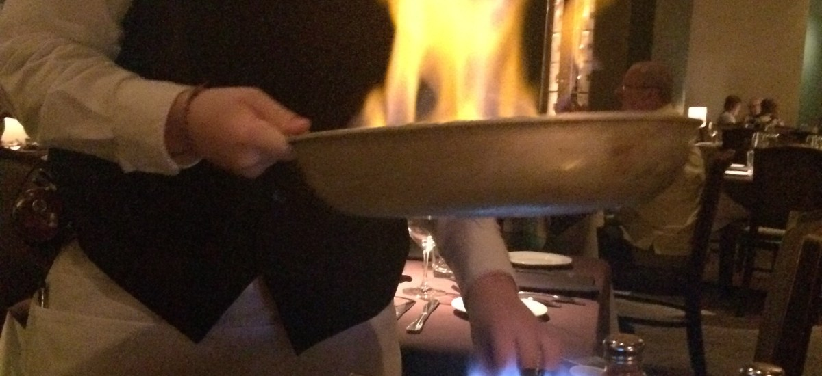 Steak Dinner Out