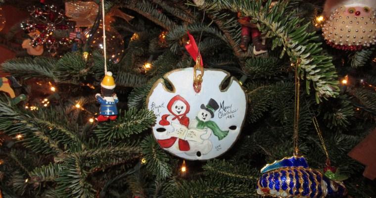 Haiku: Ode to My Christmas Tree