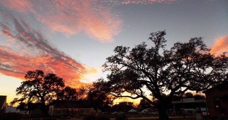 The Chili Bee and Round Top, Texas – A Little Tale of Community, Chili and Small-Town Magic