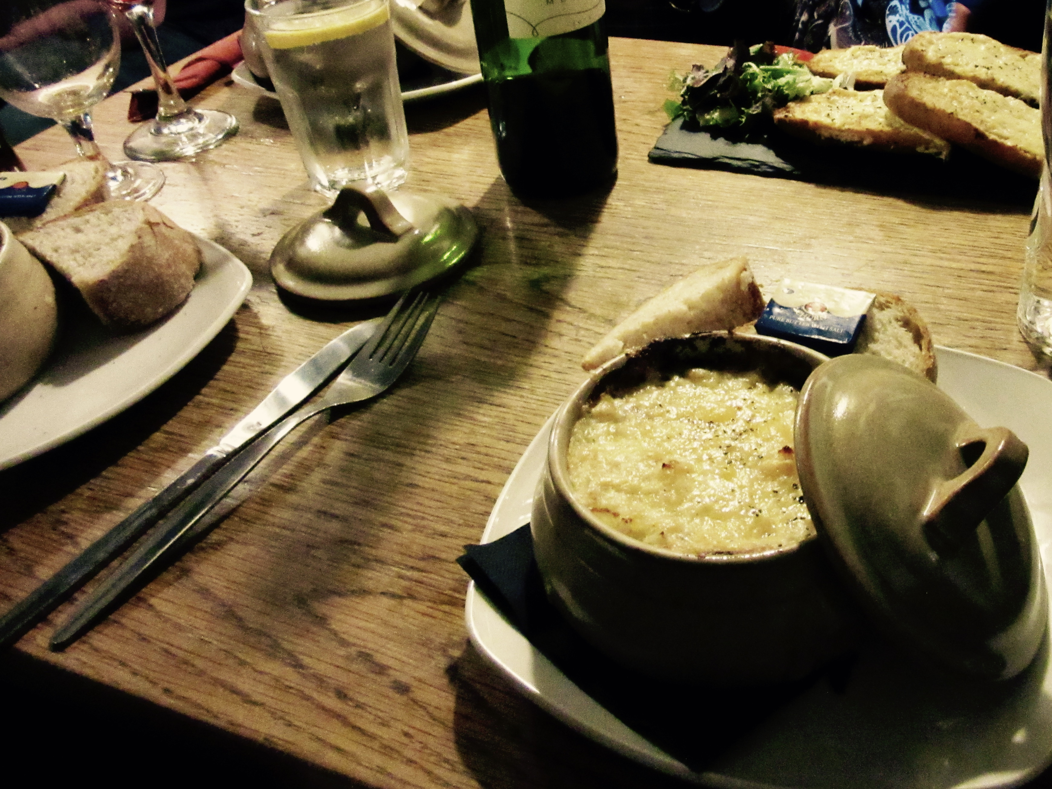 Simple Dishes: Venison Casserole at the The Ensign Ewart in Edinburgh