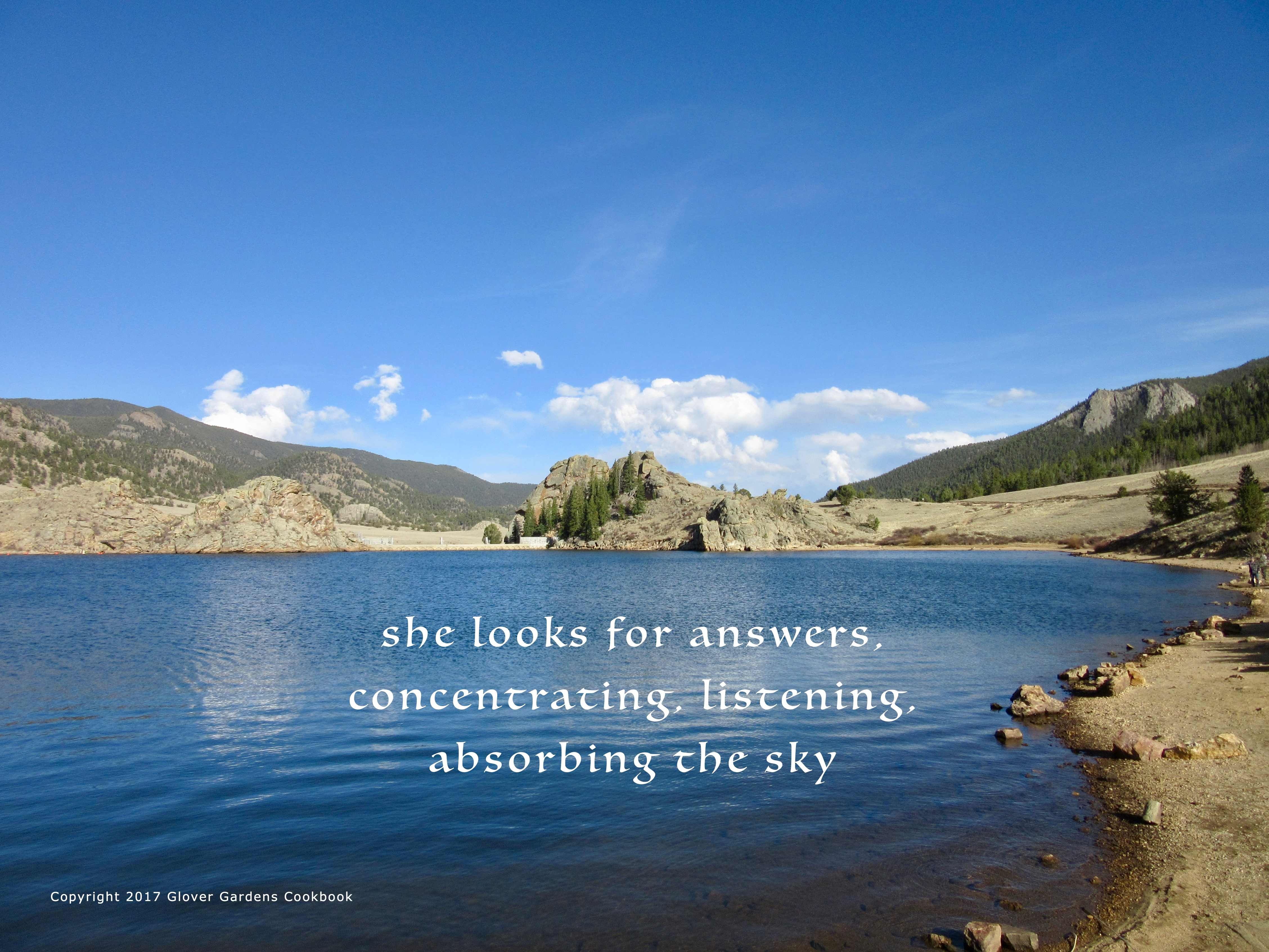 haiku: seeking