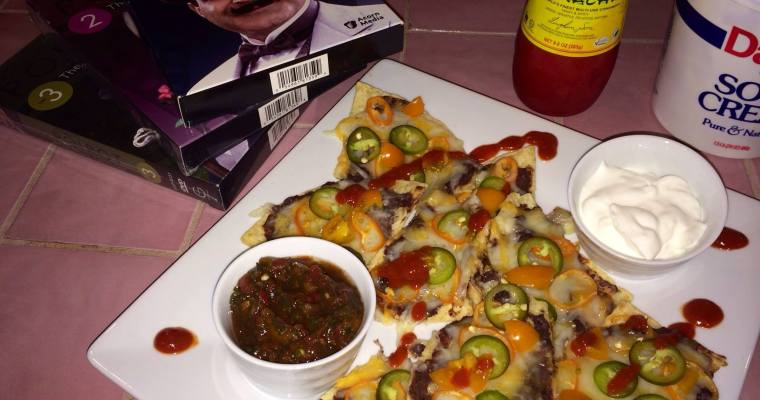A Solo Date with Poirot and Nachos
