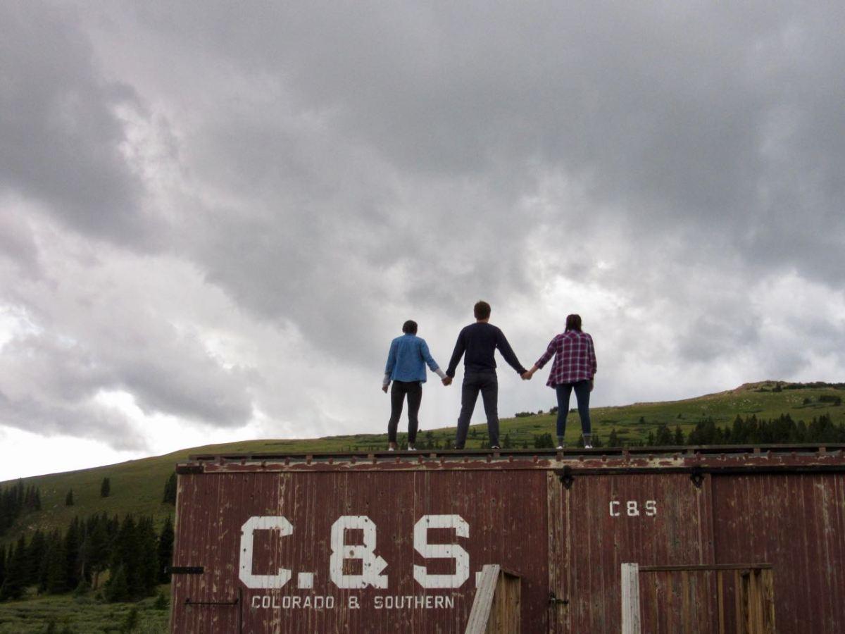 Trio on the Train 3