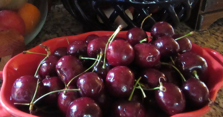 Labor Day: Cherries and Empathy at the Beach