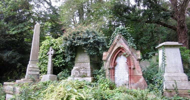 Haiku for Highgate Cemetery