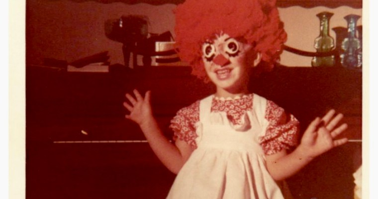 Happy Halloween from Glover Gardens (and Orphan Annie?)