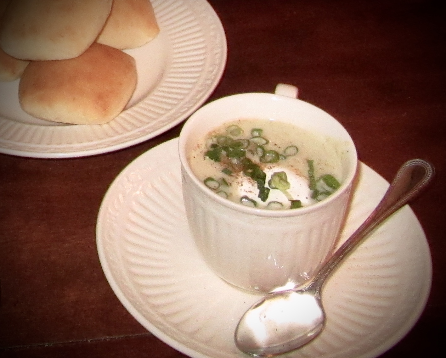 Perfect for a Cold Winter's Night: Smooth, Creamy, Wonderful Cauliflower Soup