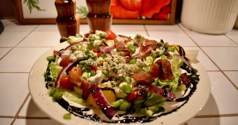 A Wedgeless Wedge Salad, the Glover Gardens Way