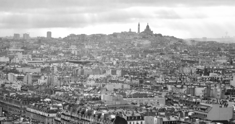 Paris Hotel View Haiku