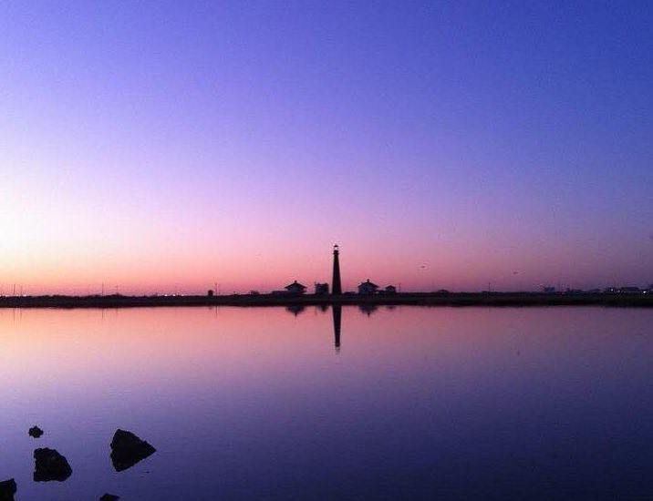 Haiku from Where I Grew Up, the Bolivar Lighthouse, and Please Pray for Mary