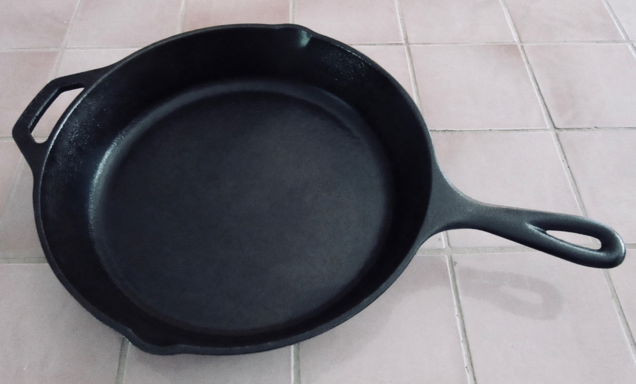 Eradicating Rust on Cast Iron: Advice from a Reader