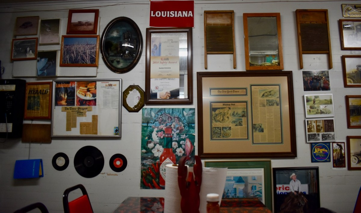 Suire's Memorabilia Wall.jpg