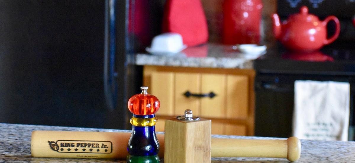 3-Pepper Haiku, or 3 Haiku about Pepper, or the 411 on Peppercorns